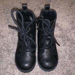 Baby Gap - combat boots
